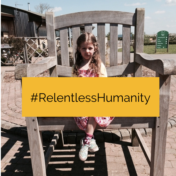 #RelentlessHumanity