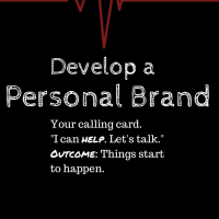 Personal Brand: Get One To Help And To Get Help