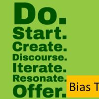 If In Doubt, Adopt A Bias To Action. #14Actions