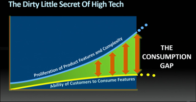 The Consumption Gap