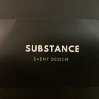 Week 14: Substance