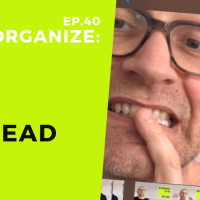 Dis!Organize Ep. 40: We Lead!