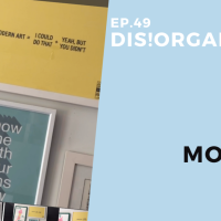 Dis!Organize Ep. 49: Modern Art.