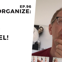 Dis!Organize Ep. 96: How Novel!