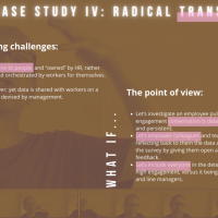 Category Design Case Study IV: Radical TRANSPARENCY.