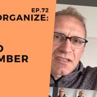 Dis!Organize Ep. 72: Echo Chamber.